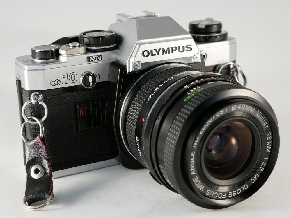 Olympus-OM10