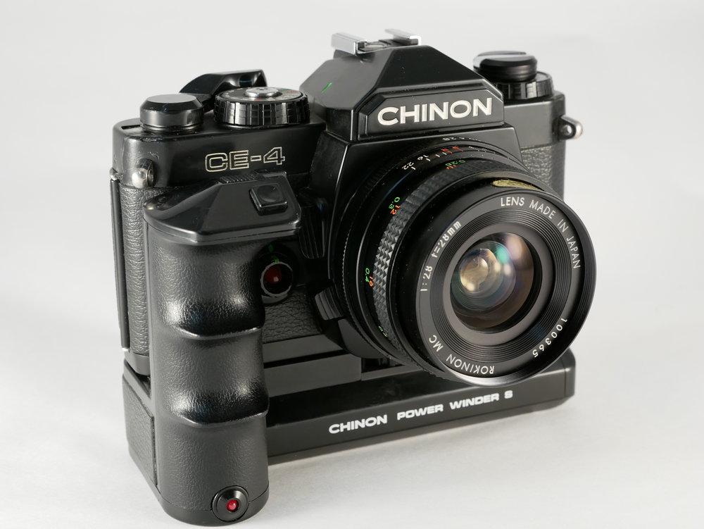 Chinon-CE-4