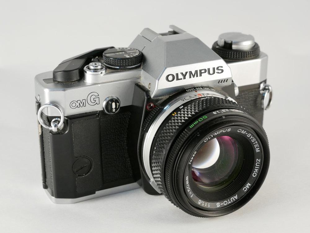 Olympus-OMG