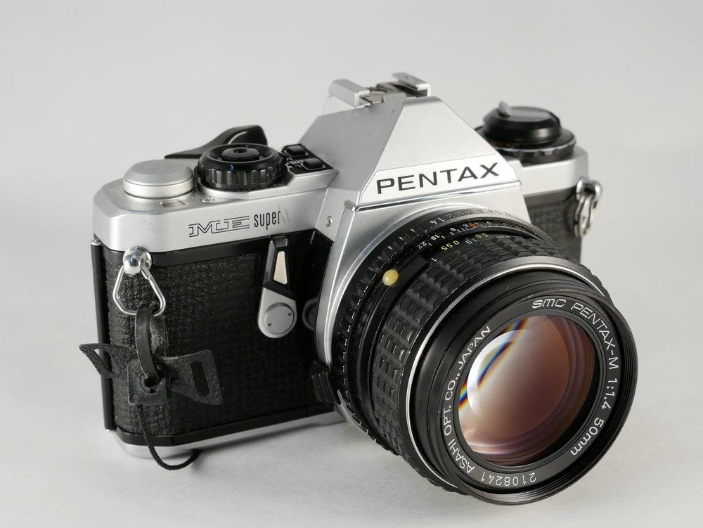 Pentax-ME-Super