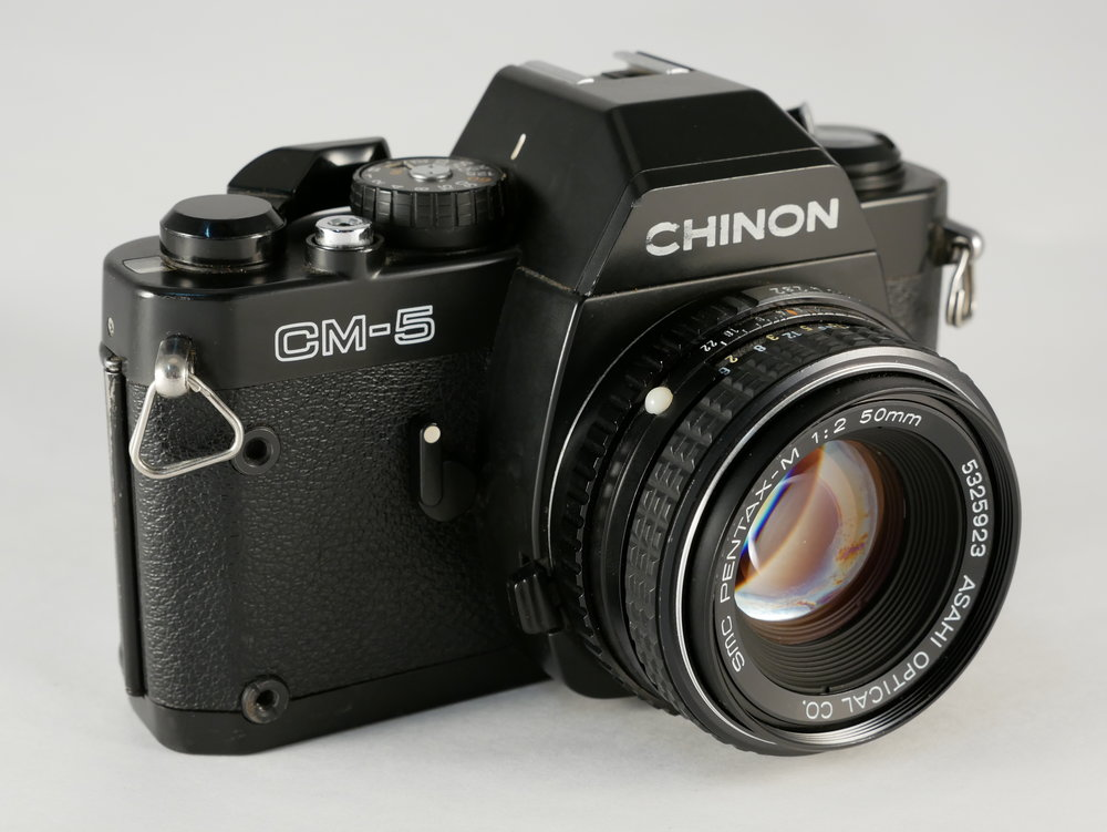 Chinon-CM-5