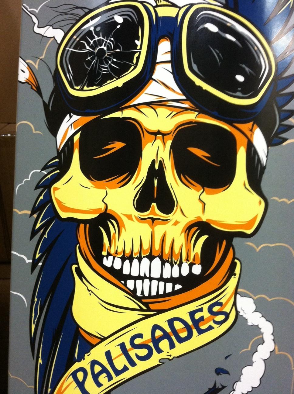 """Palisades """"Dead Barron"""""""