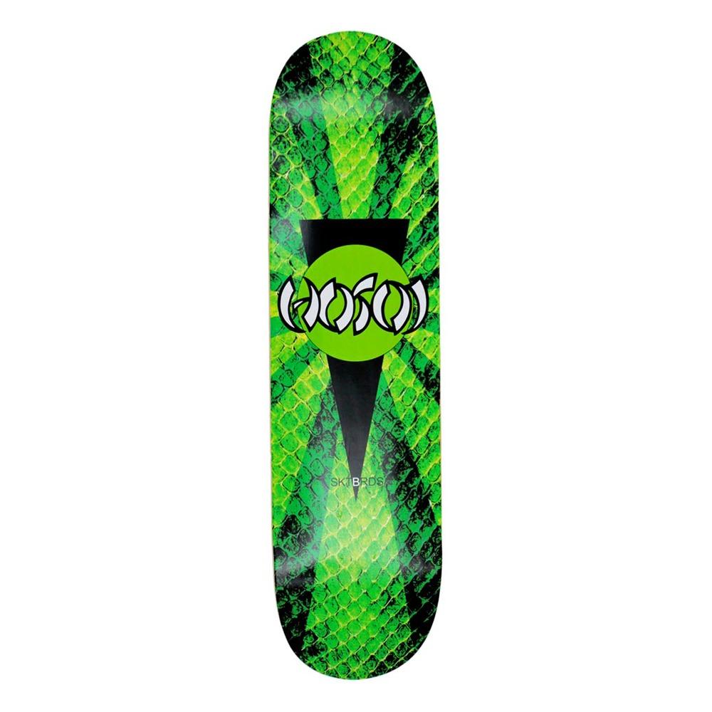 "Green Snakeskin 7.125"" x 29.25"" | 7.25"" x 31.375"" 7.5"" x 32""| 7.75"" x 31.5"" |8"" x 32"" 8.25"" x 32.25"" |8.5"" x 32.5"""