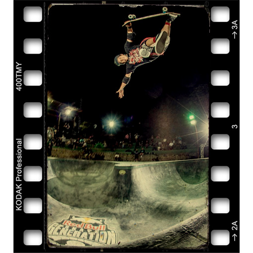 Christian Hosoi Second Bio Shot