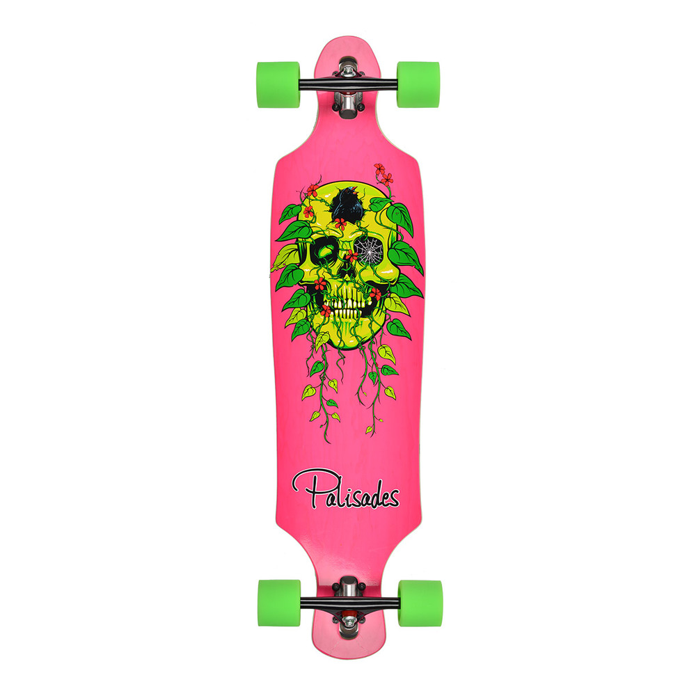 "Skully Drop Thru  10"" x 39 1/2"" 29 1/2""WB"