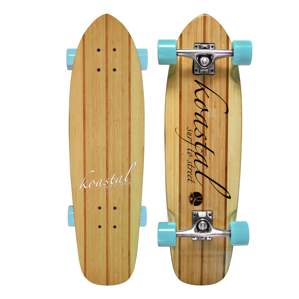 "Bamboo Mini Cruiser 29""x8"""