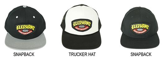 HATEB103 BKG (Snapback    HATEB101 (Trucker Hat)    HATEB103 BKBK (Snap Back)