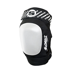 Elite-II-Knee-Pad-BlkWht-Side.png