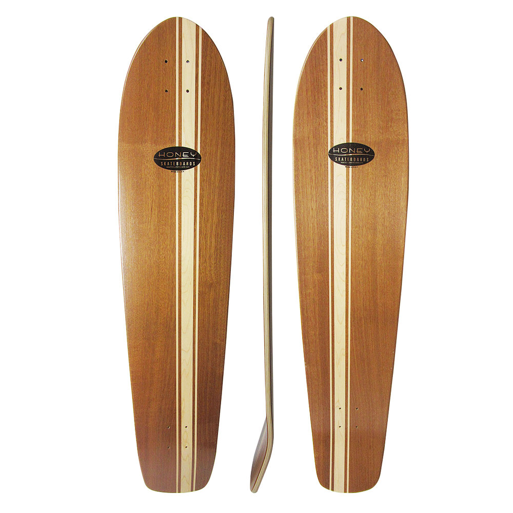 "43"" Pintail Cruiser w/Kick  BDHL110 42.375""x9.75"""