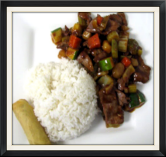 KUNG PAO STYLE