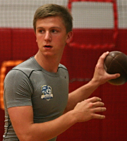 Class of 2017 QB Cole Northrup (photo courtesy of DeBartolo Sports)