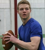 2015 QB Nick Duncan (photo courtesy DeBartolo Sports)