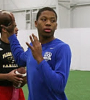2015 QB T'Quan Wallace (photo courtesy DeBartolo Sports)