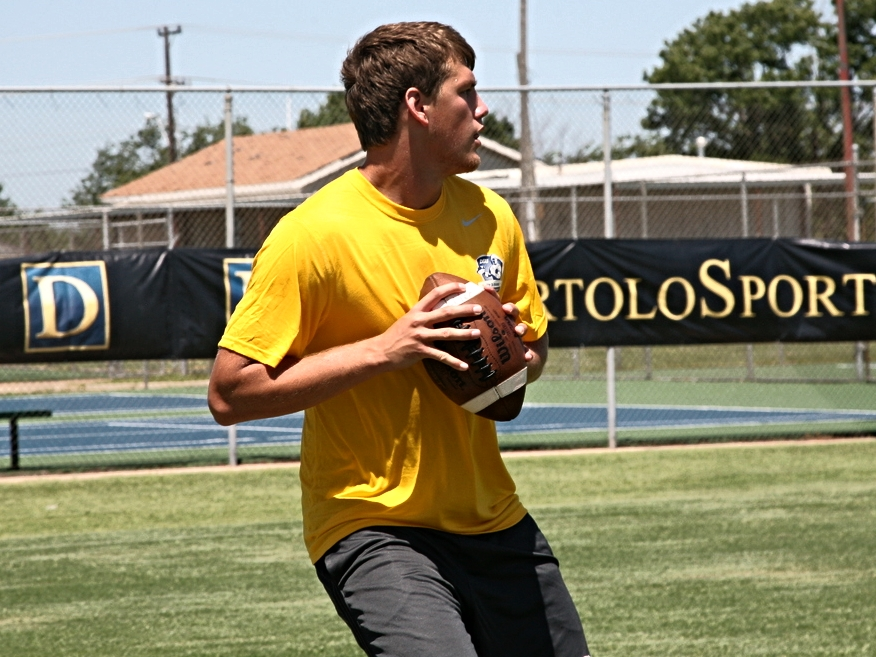 Class of 2016 QB Chandler Garrett (Photo Courtesy of DeBartolo Sports)