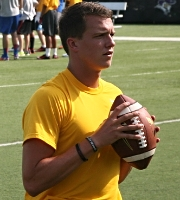 2015 QB David Sills (Photo courtesy DeBartolo Sports)