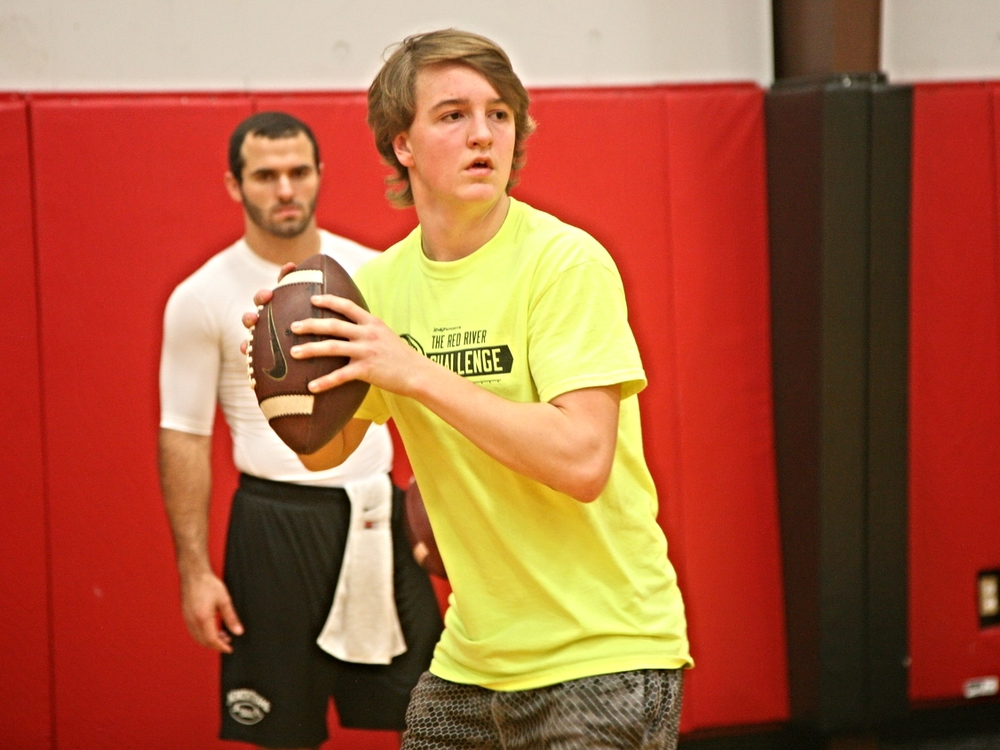 2017 QB Jack Diamond (Oklahoma City, OK)