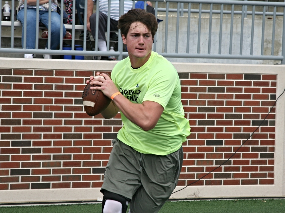 2017 QB Cade Weldon (Jefferson High School)
