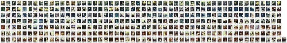 365 Polaroids.