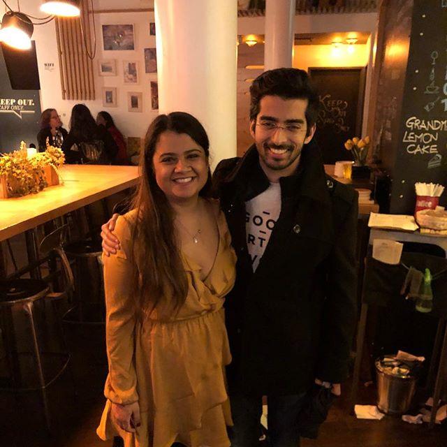 Bro log hain bhai. To next time whenever and wherever we meet again.  #nycbakchodi #manhattan #nofilter #weekendplans