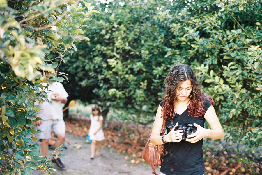 Portra 400 +2 Nikon F100