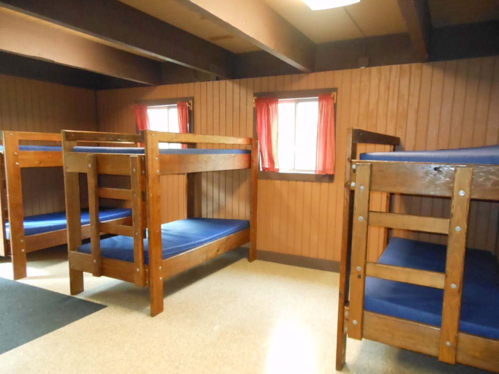 Circle Cabins 1-8