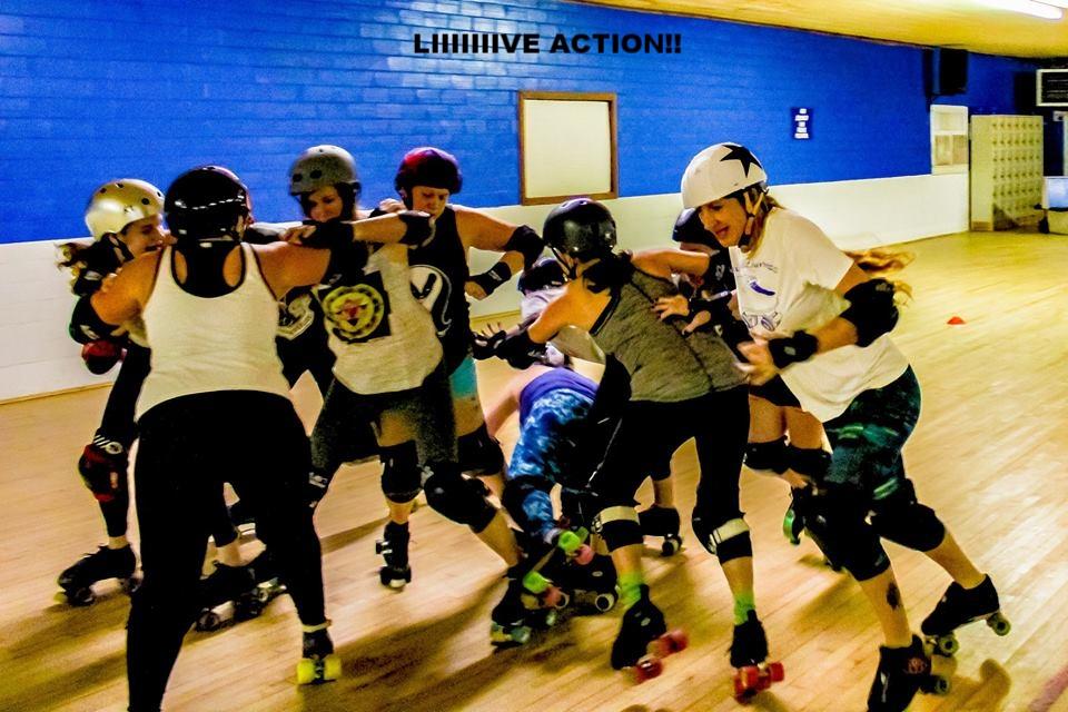 Liiiiiive ACTION!!Live