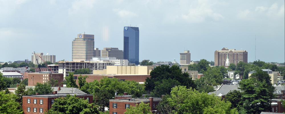 Our lovely city ... Lexington.