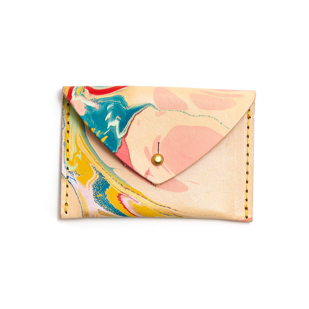Marbled Wallets