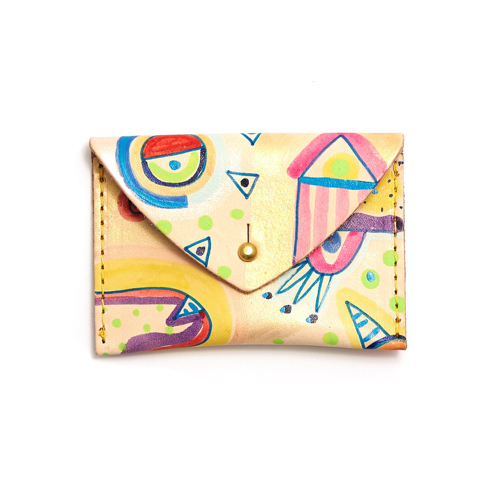 Party Shape Wallets