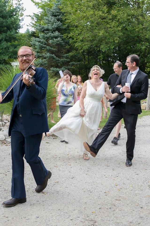 Photography by  Clare Britt Photo  at  Millcreek Barn
