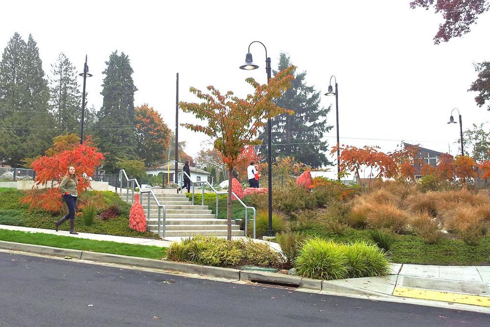 SUMAC PARK | SEATTLE, WA