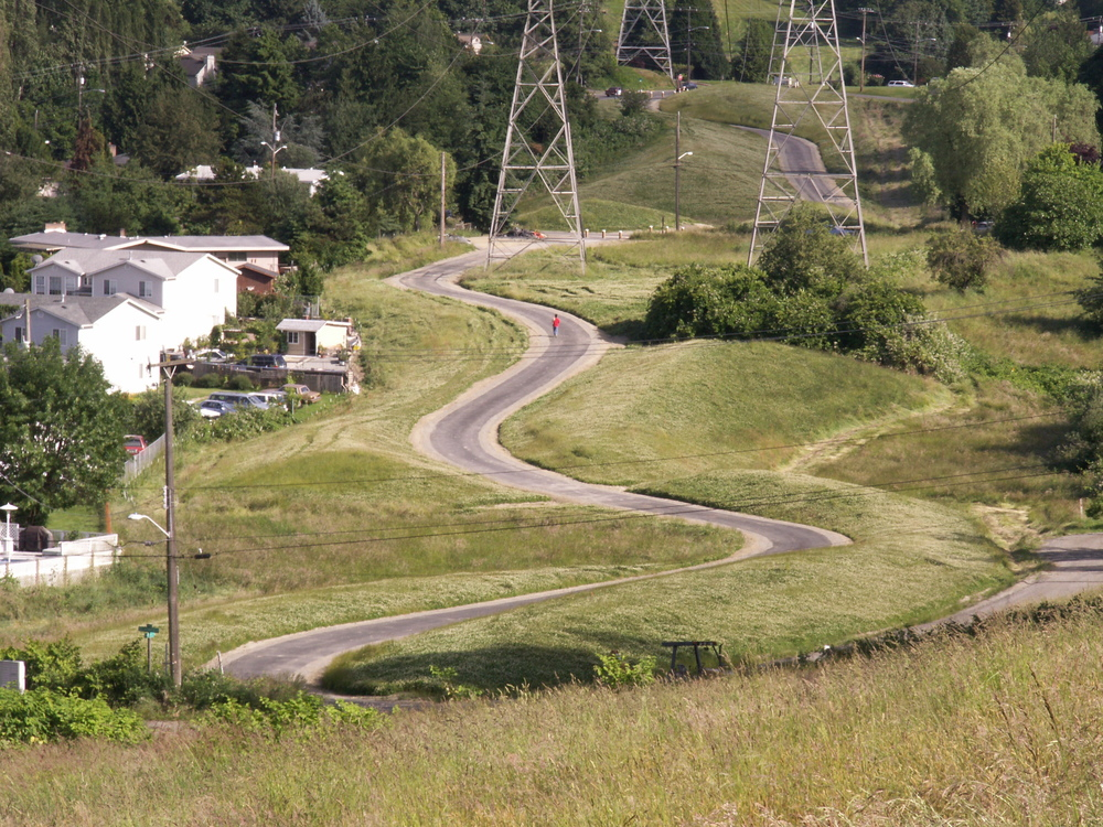 CHIEF SEALTH TRAIL   SEATTLE, WA