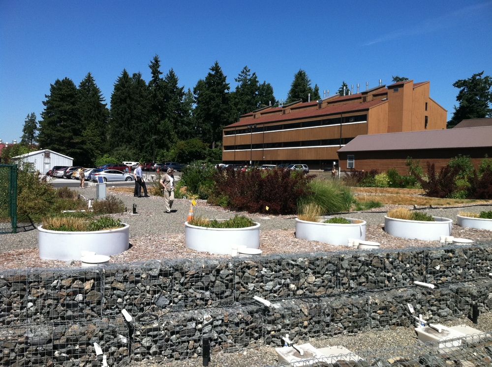 WASHINGTON STORMWATER CENTER | PUYALLUP, WA