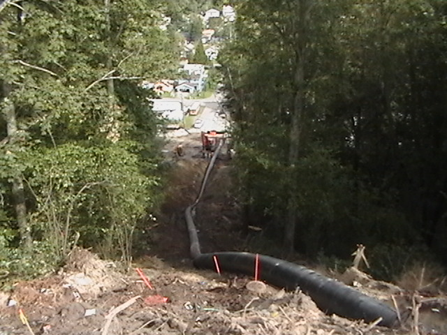 JUNEAU HILLSIDE SANITARY + STORM SEWER REPLACEMENT | SEATTLE, WA