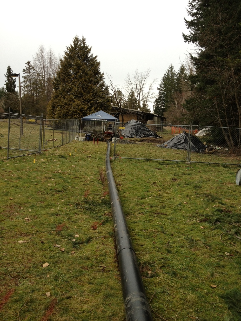 ECHO GLEN CHILDREN'S CENTER SEWER MAIN UPGRADE | SNOQUALMIE, WA