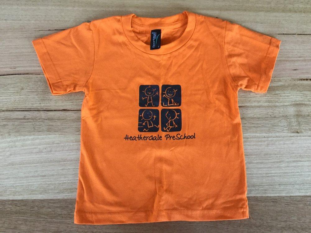 T-Shirt - Orange
