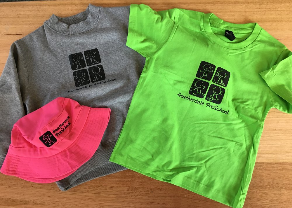 Uniform Pack - Save $7!  Includes Jumper, T-Shirt and Wide Brimmed Hat in your choice of colours.