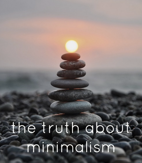 the truth about new minimalism