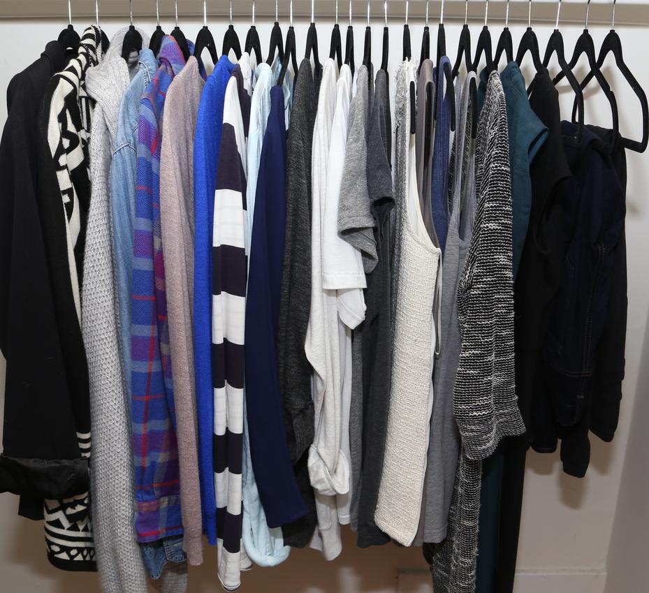 My winter wardrobe!