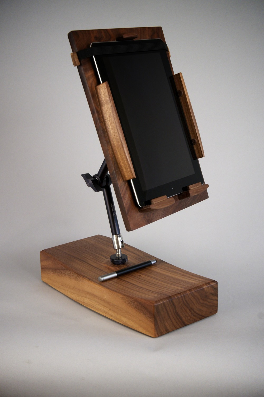Cooks Tablet Stand , black walnut
