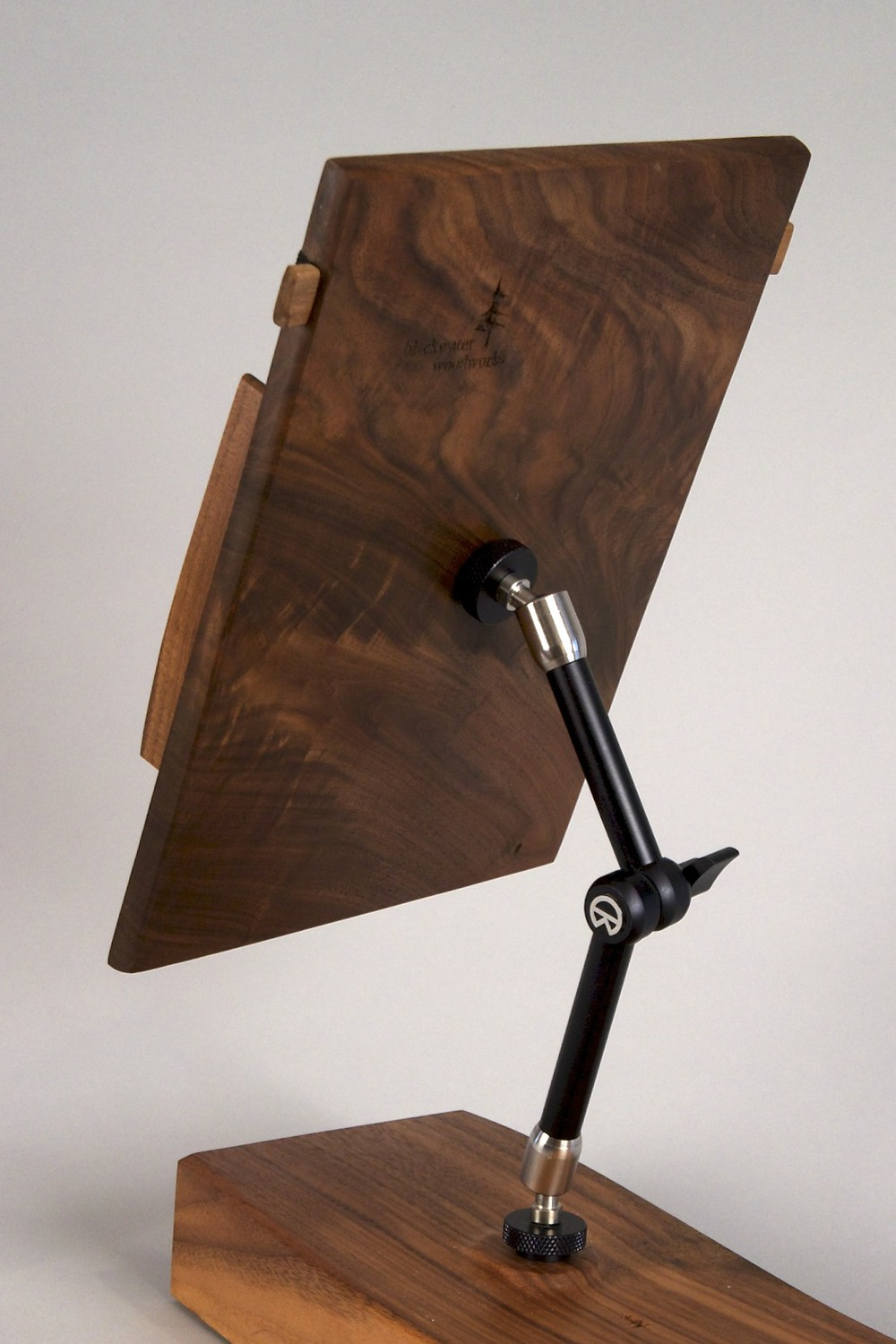 Cooks Tablet Stand, back view