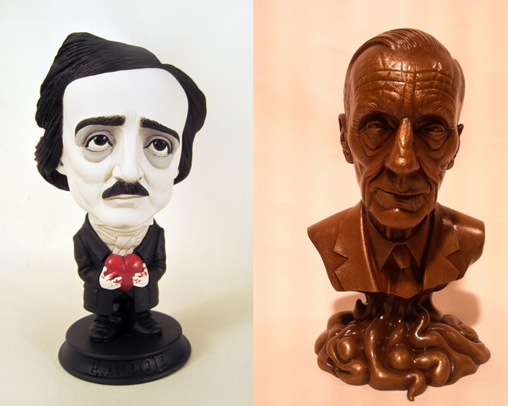 Poe and Burroughs