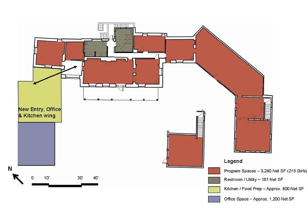 Space Utilization - Floor Plan