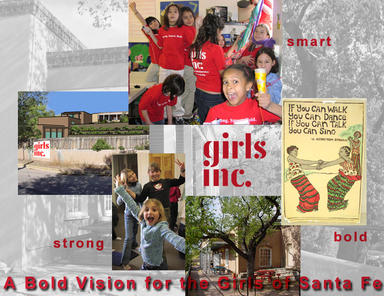 GIRLS INC. PRESERVATION AND EXPANSION STUDY