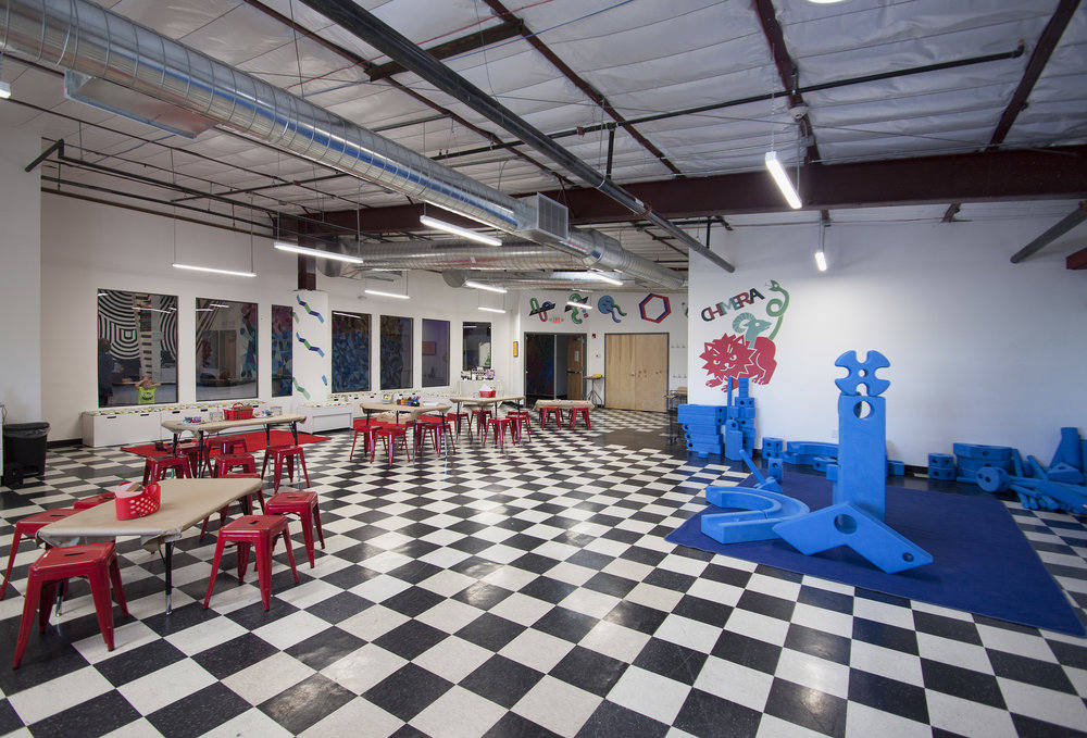 David Loughridge Learning Center