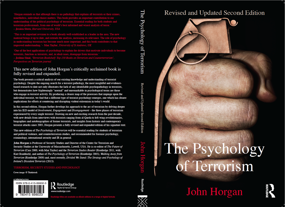aetiology and psychology of terrorism Cambridge university press 9780521802963 - the psychology of risk - by glynis m breakwell index index abric, j c 256 absentmindedness 175 acceptability and benefit 35–6, 37, 207 comparison of risks 37–40.