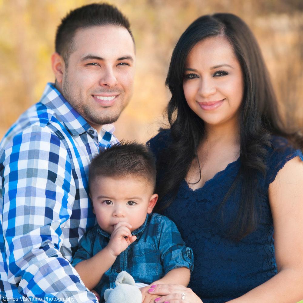 Family Fall Portraits | Carlos Valentino Photography-2.jpg