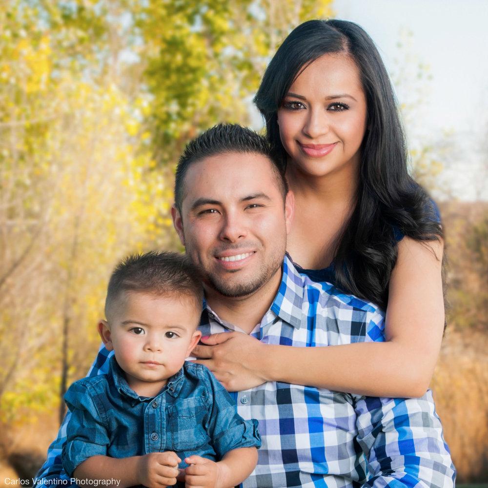 Family Fall Portraits | Carlos Valentino Photography-4.jpg