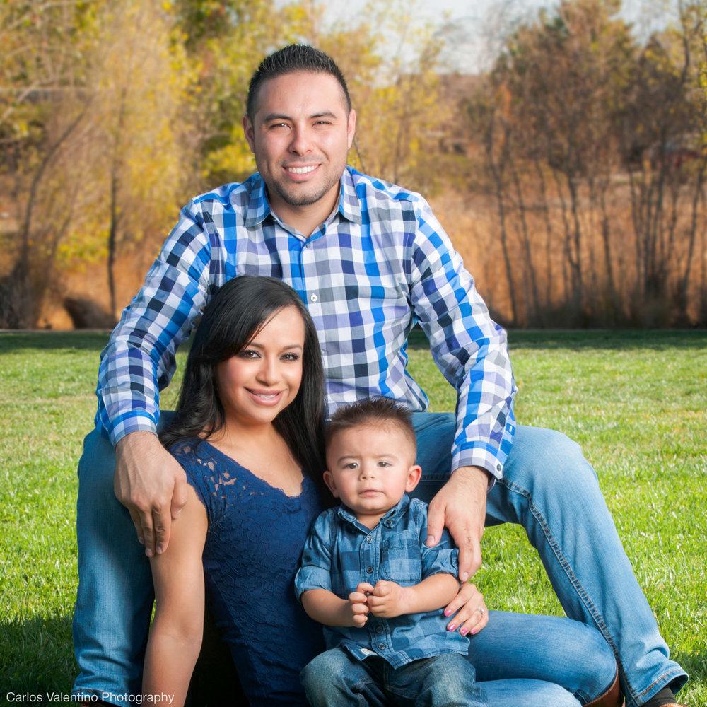 Family Fall Portraits | Carlos Valentino Photography-3.jpg