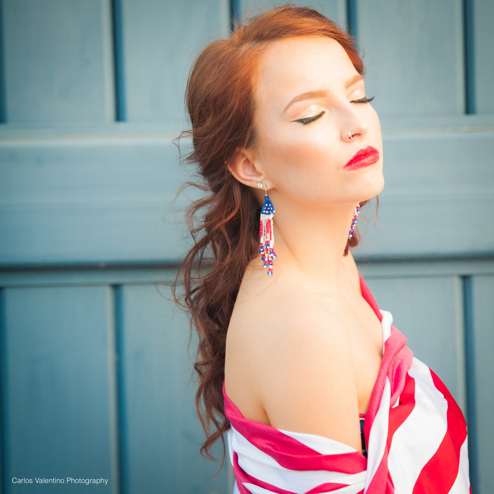 July 4th Independance Day | Stars & Stripes | Redhead | Carlos Valentino Photography-IG-2.jpg